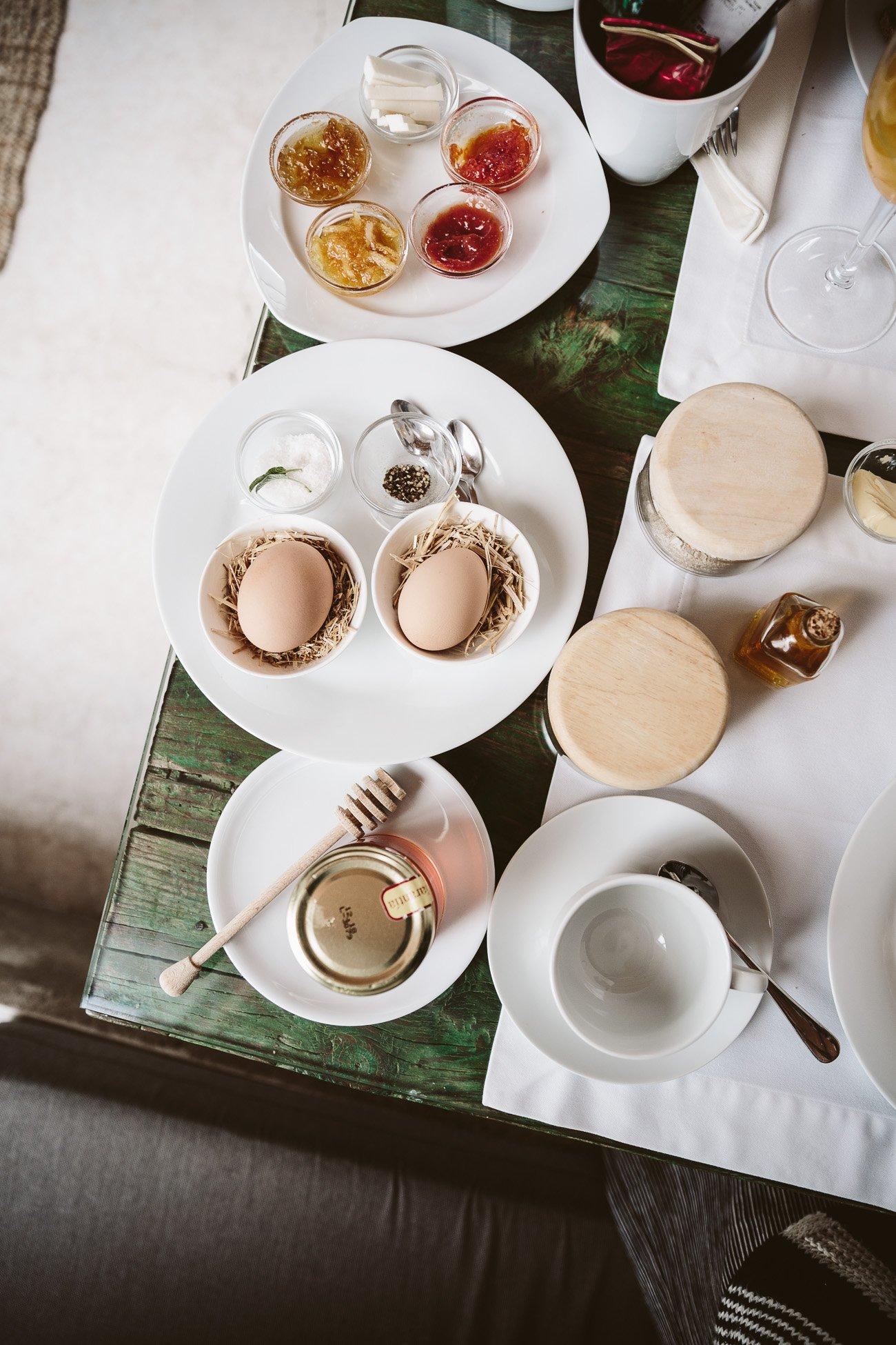Breakfast at Buenavista Country Suites Lanzarote