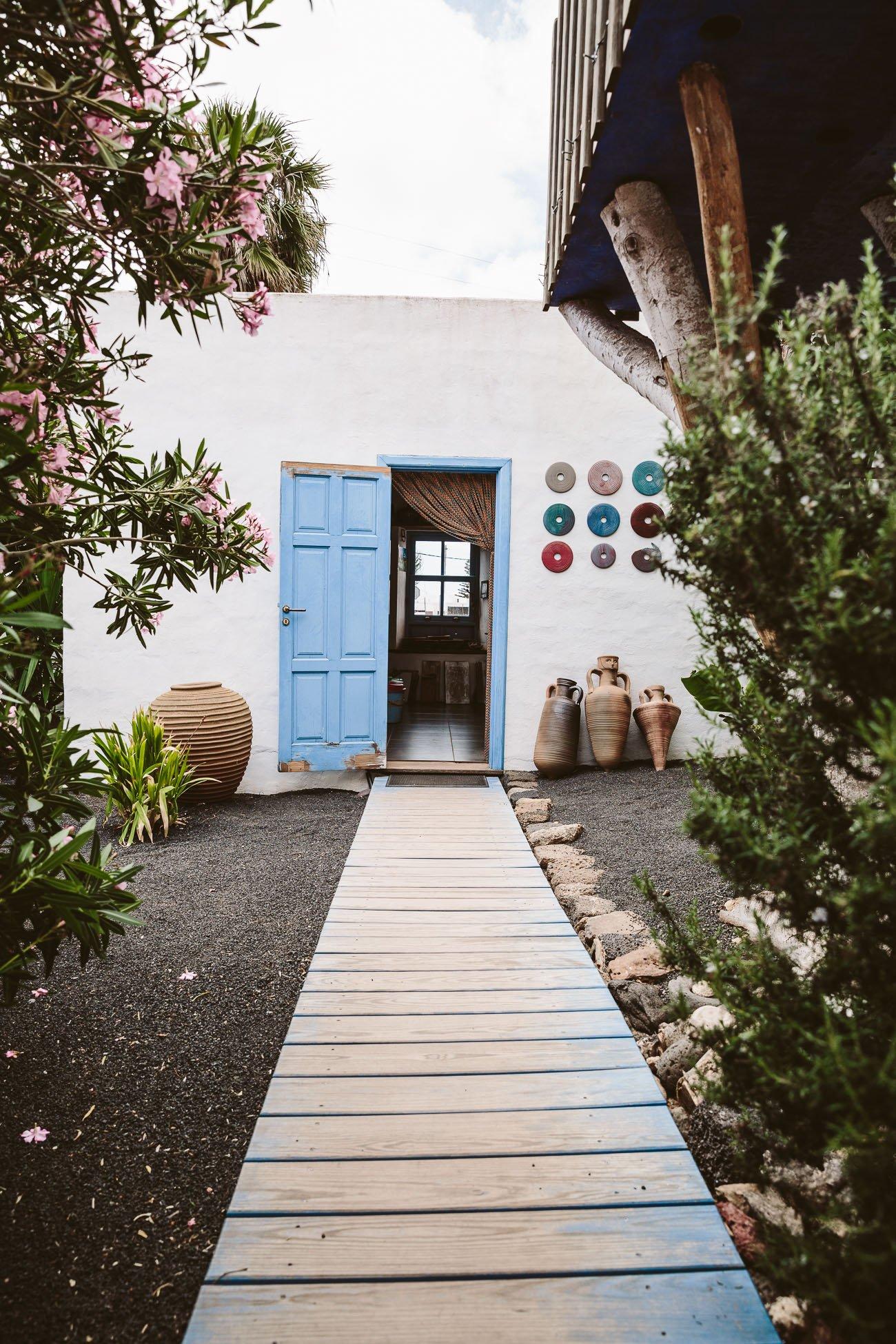 Atelier + Ceramica Studio in Teseguite Lanzarote
