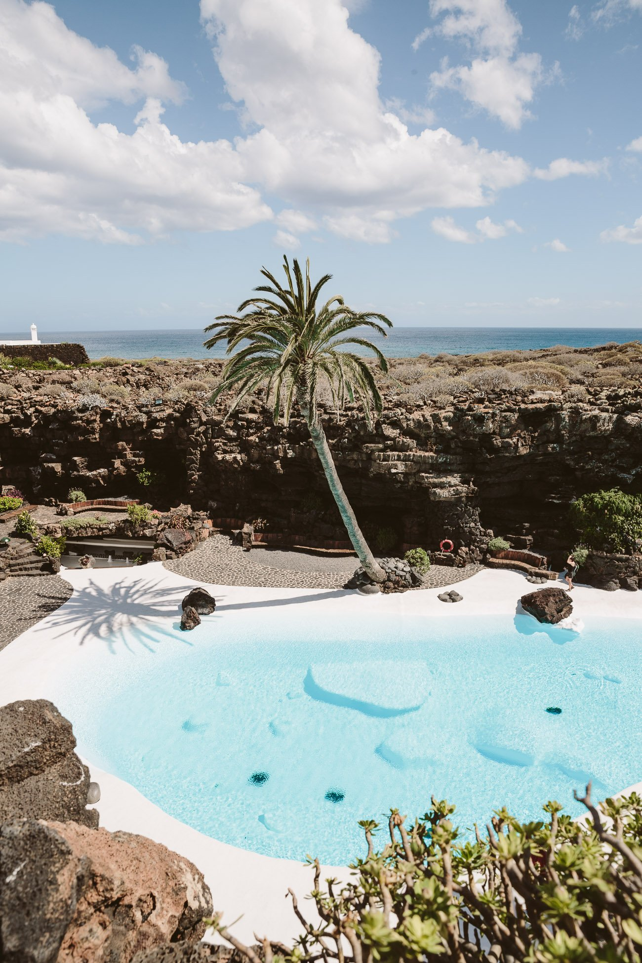Jameos del Agua by César Manrique in Lanzarote