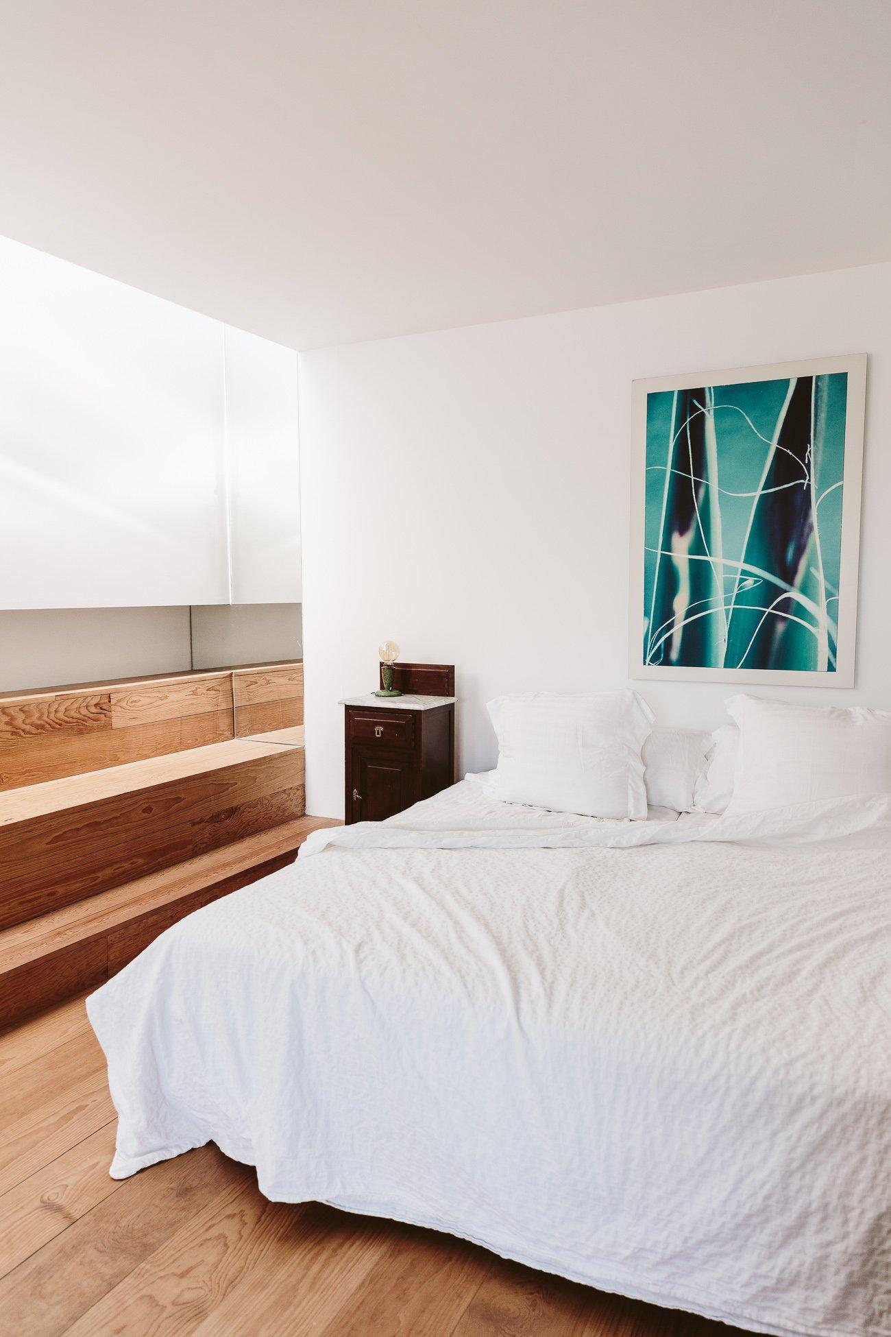 Bedroom at Suite Sur Buenavista Country Suites Lanzarote