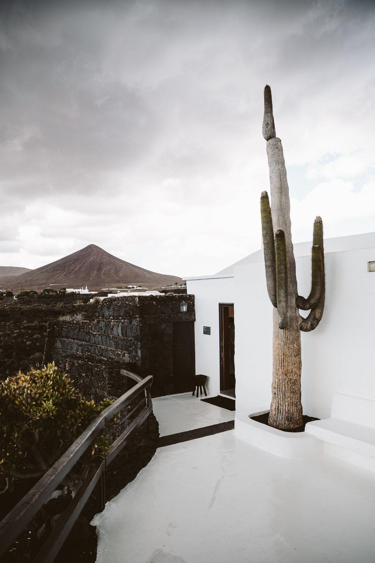 Volcano House by César Manrique Lanzarote