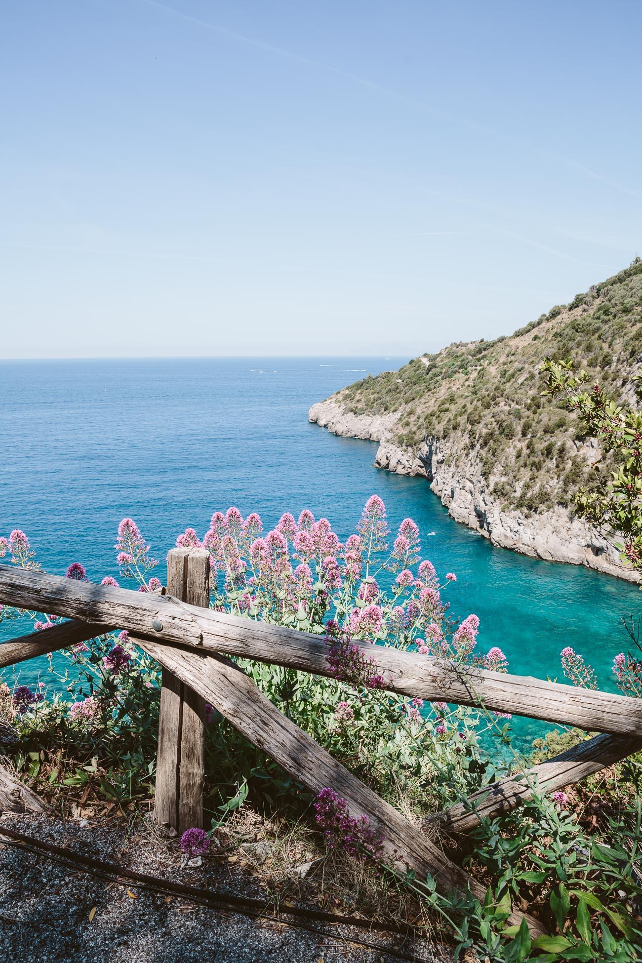 Cala di Mitigliano, Sorrento Coast, Italy