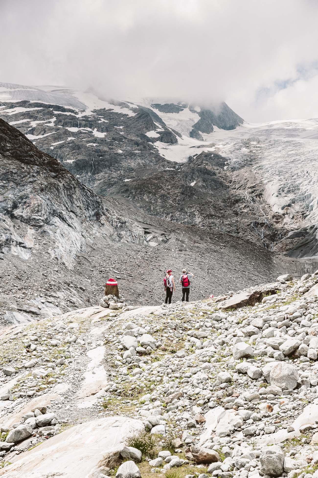 Austria's National Park Hohe Tauern Schlatenkees
