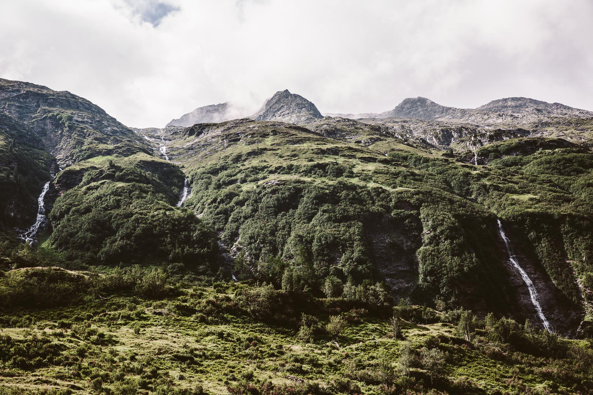 Innergschlöss National Park Hohe Tauern