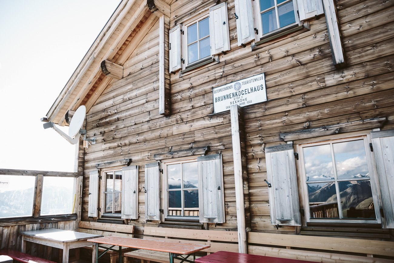 Brunnenkogelhaus Oetztal Tyrol