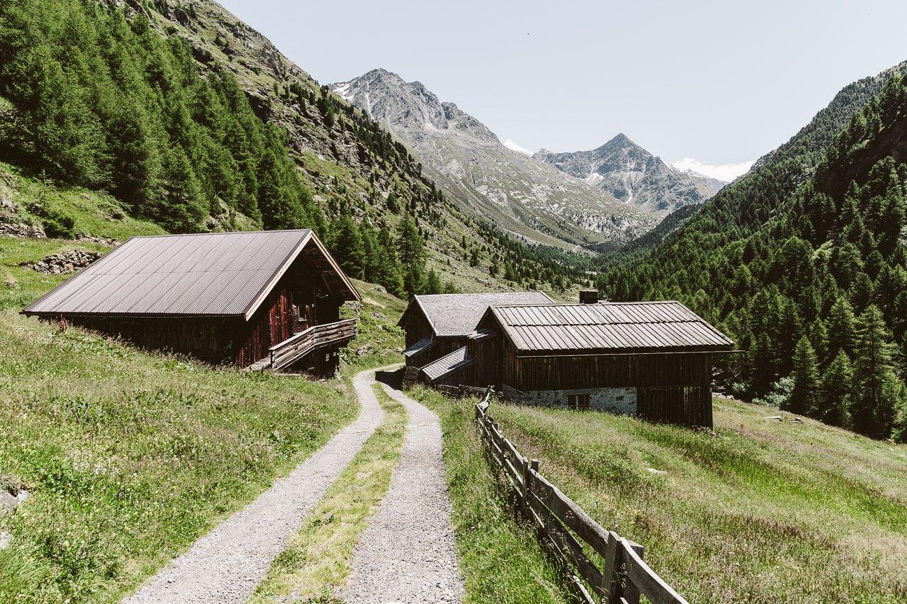 Windachalm Oetztal Tyrol