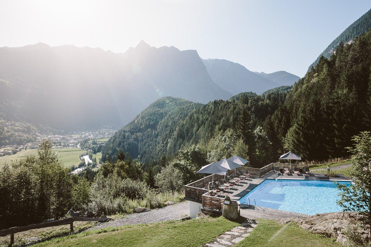 Room view from Ritzlerhof Sautens