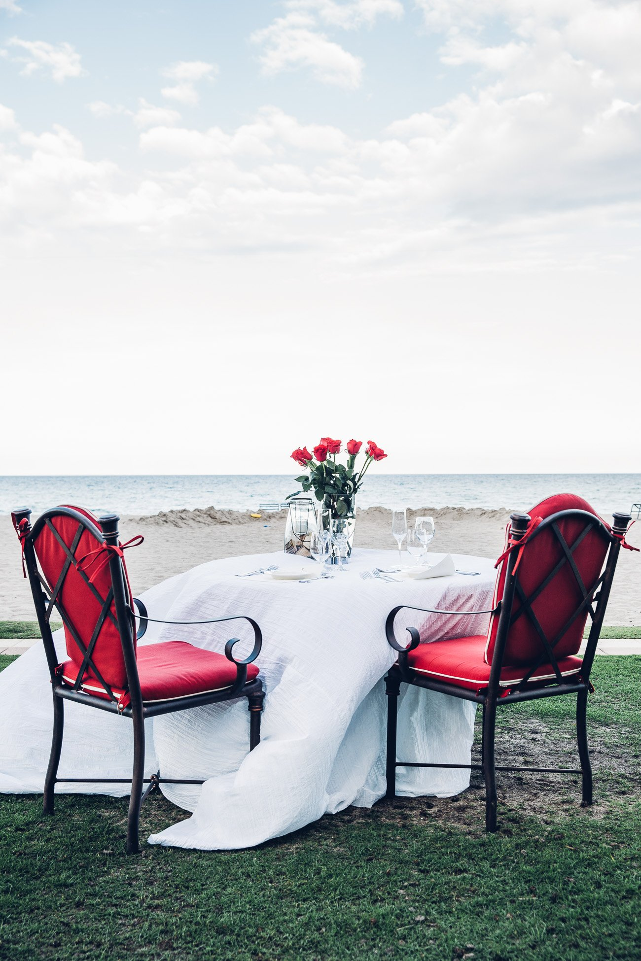 Dinner for two at Acqualina Resort & Spa
