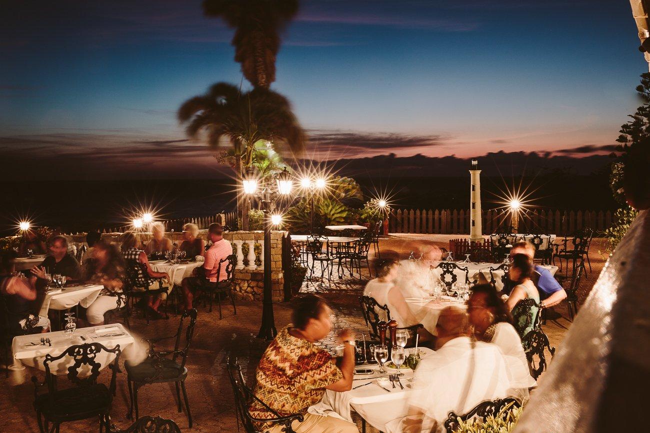 Faro Blanco Restaurant Aruba