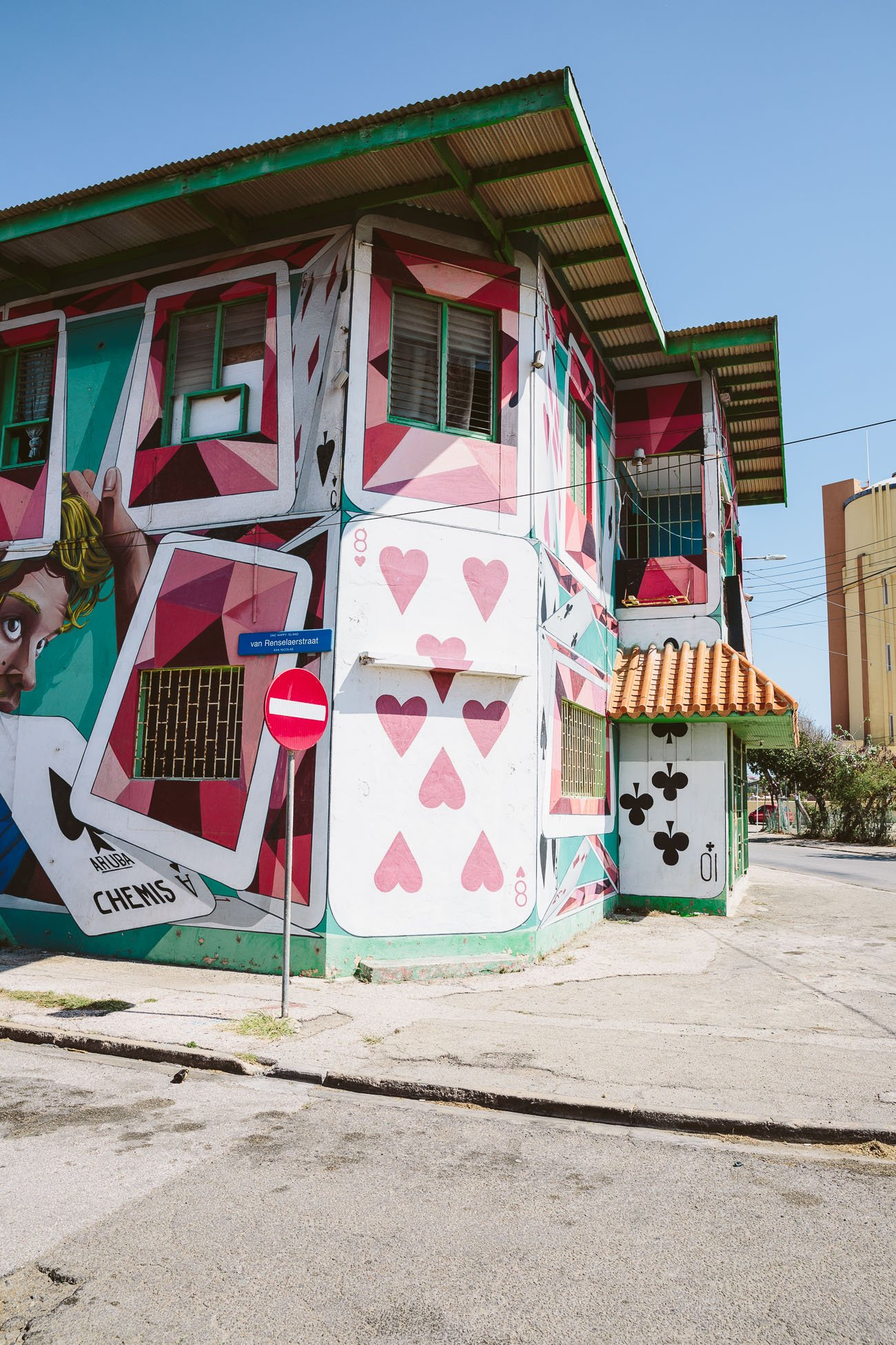 Street Art in San Nicolaas Aruba