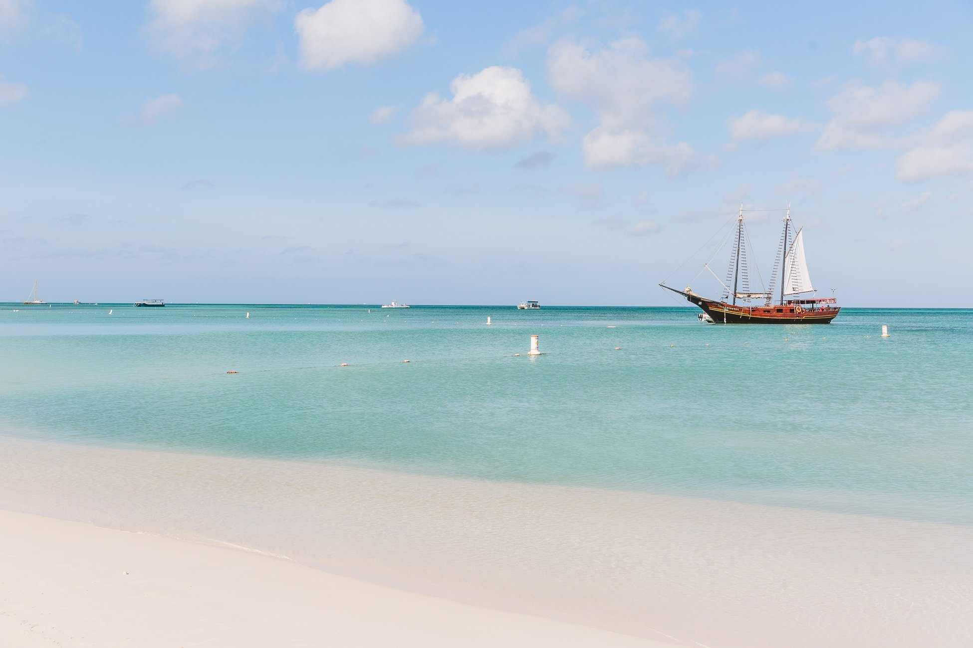 Boat Tour Aruba