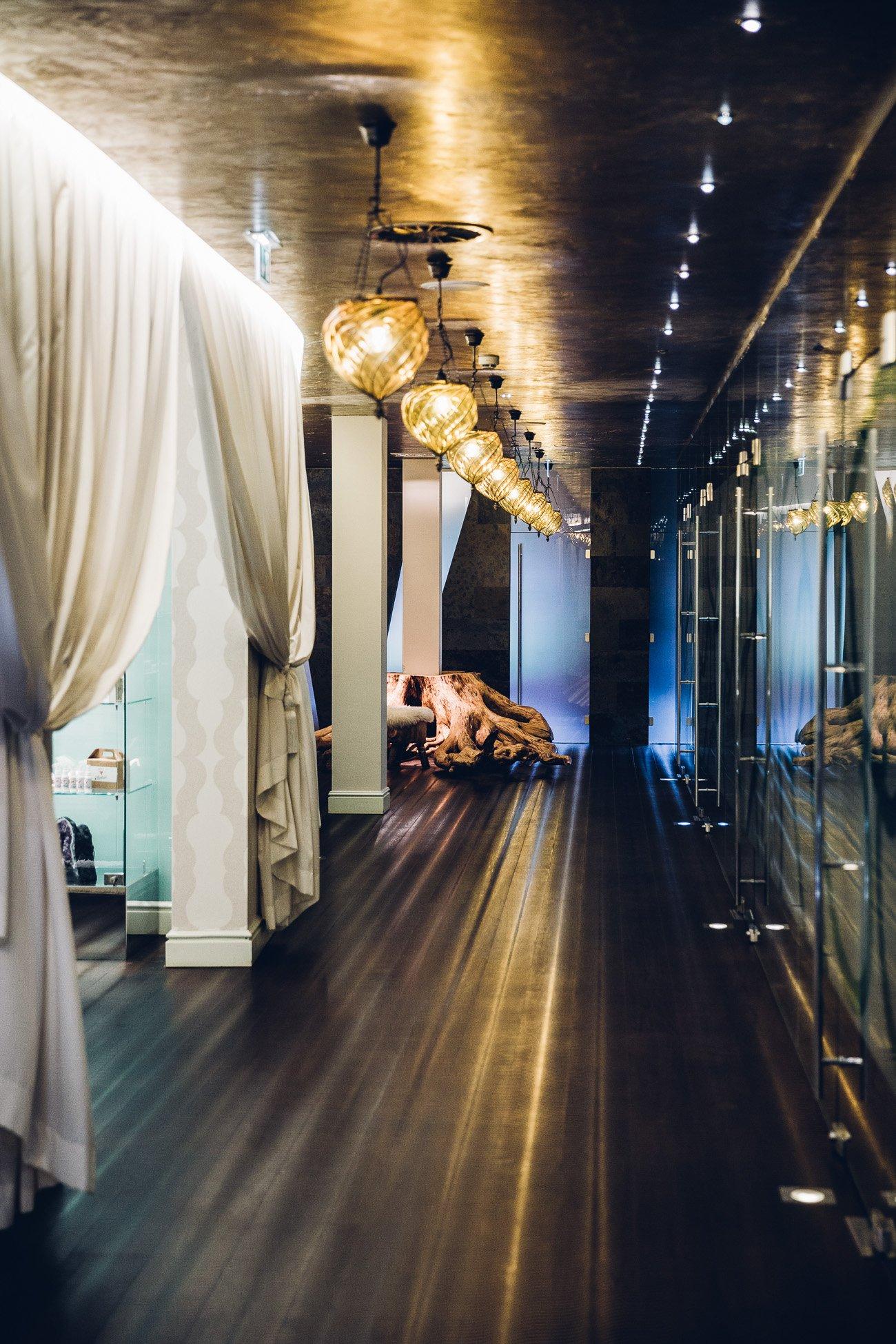 Spa und Wellness im Alpine Palace
