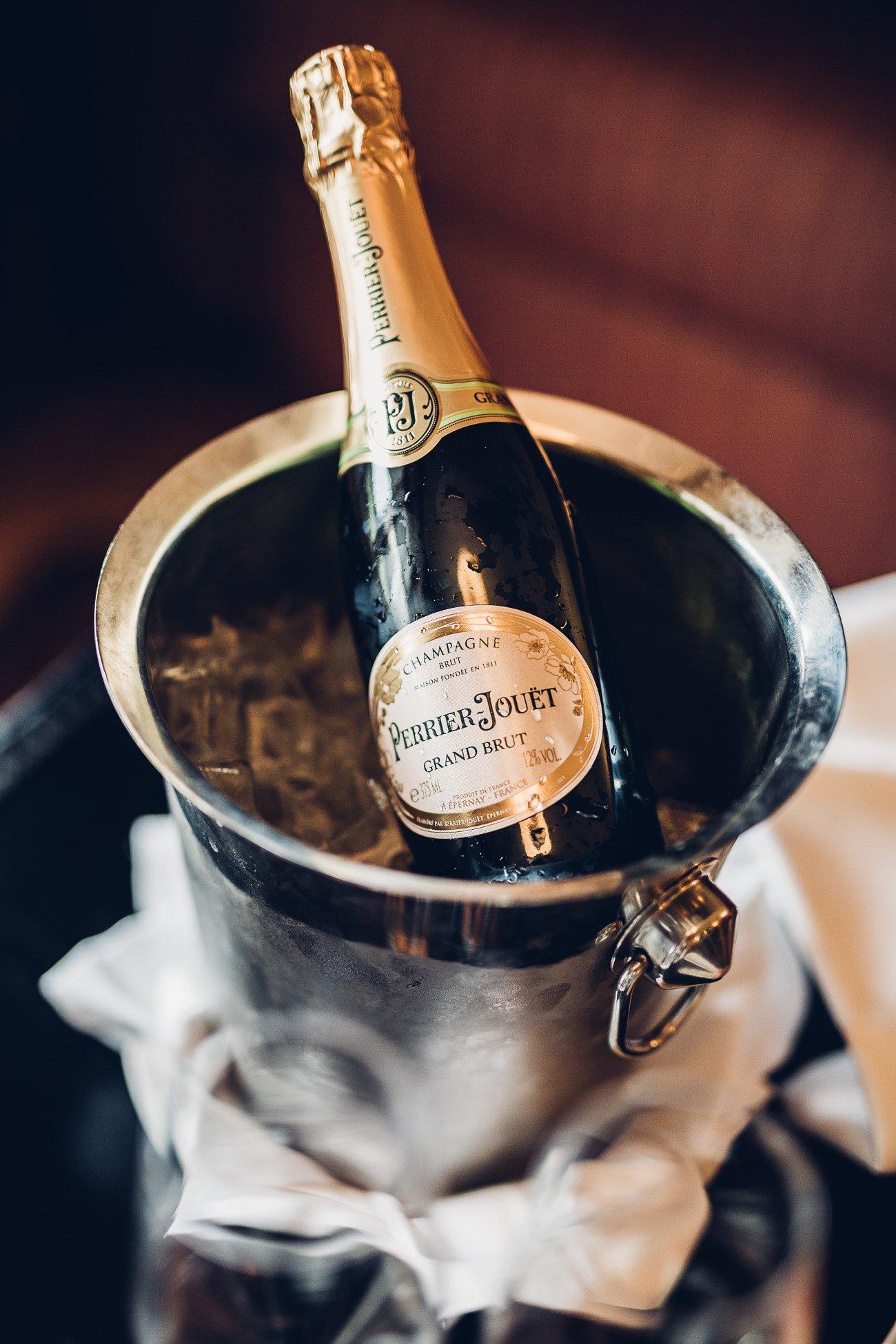 Champagner Roombonus Alpine Palace