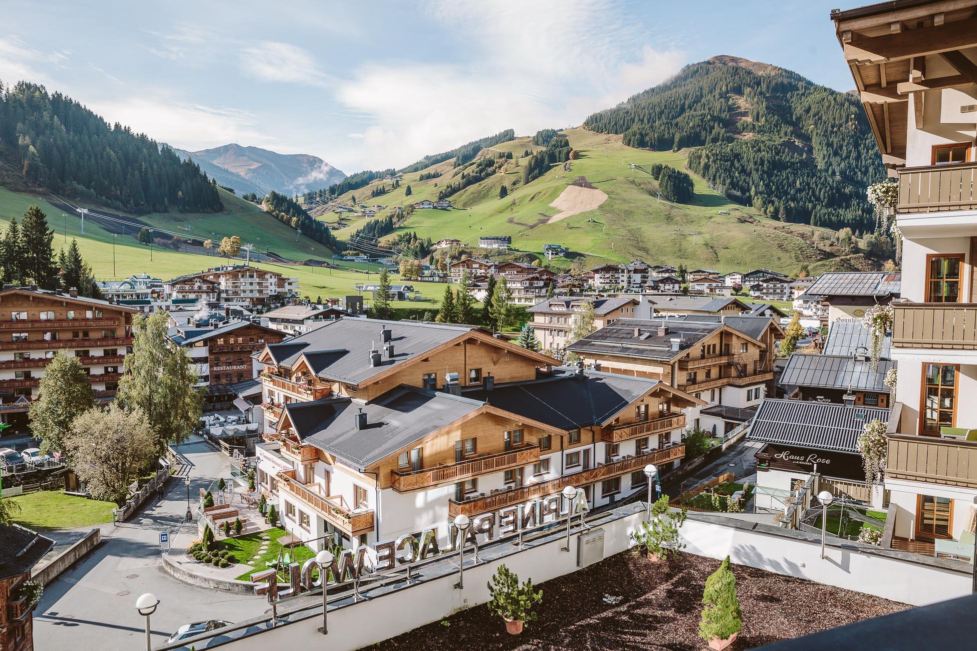 Alpine Palace Saalbach Hinterglemm