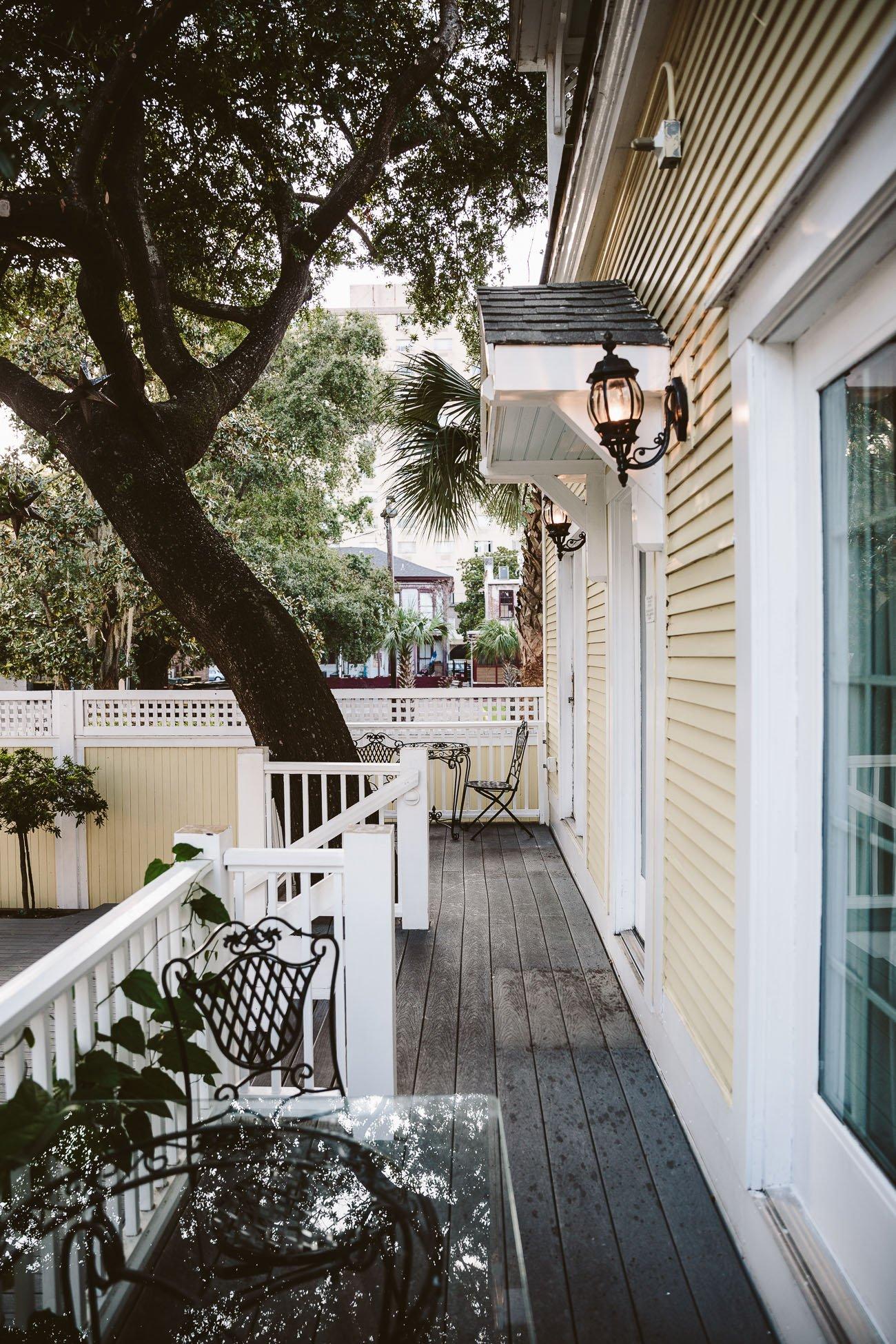 Azalea Inn Savannah Georgia