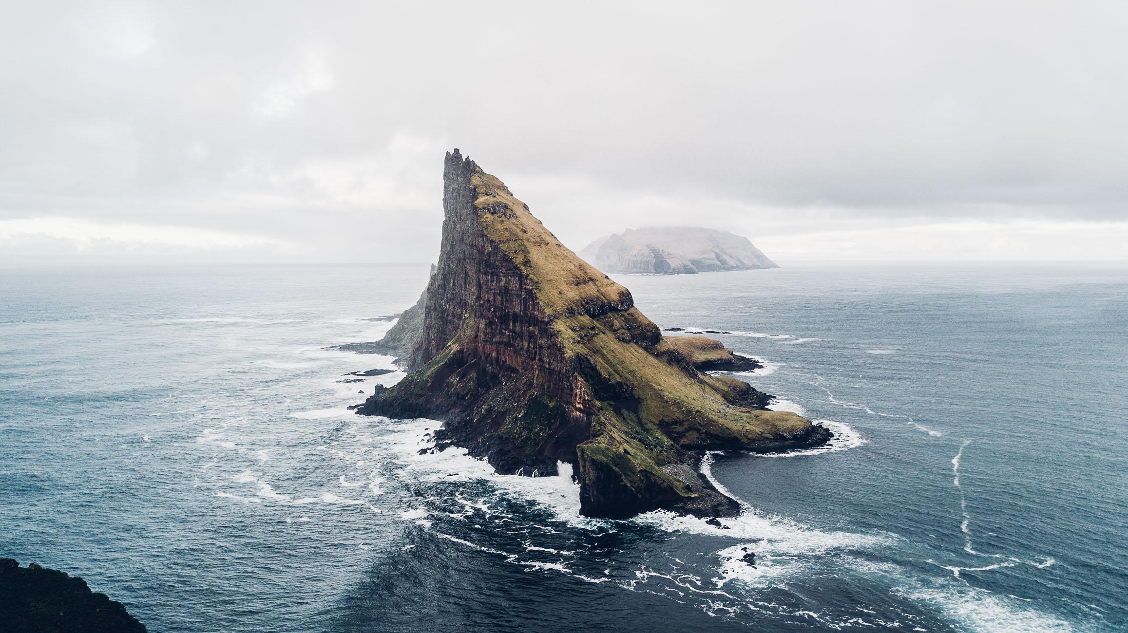 Drangarnir Faroe Islands