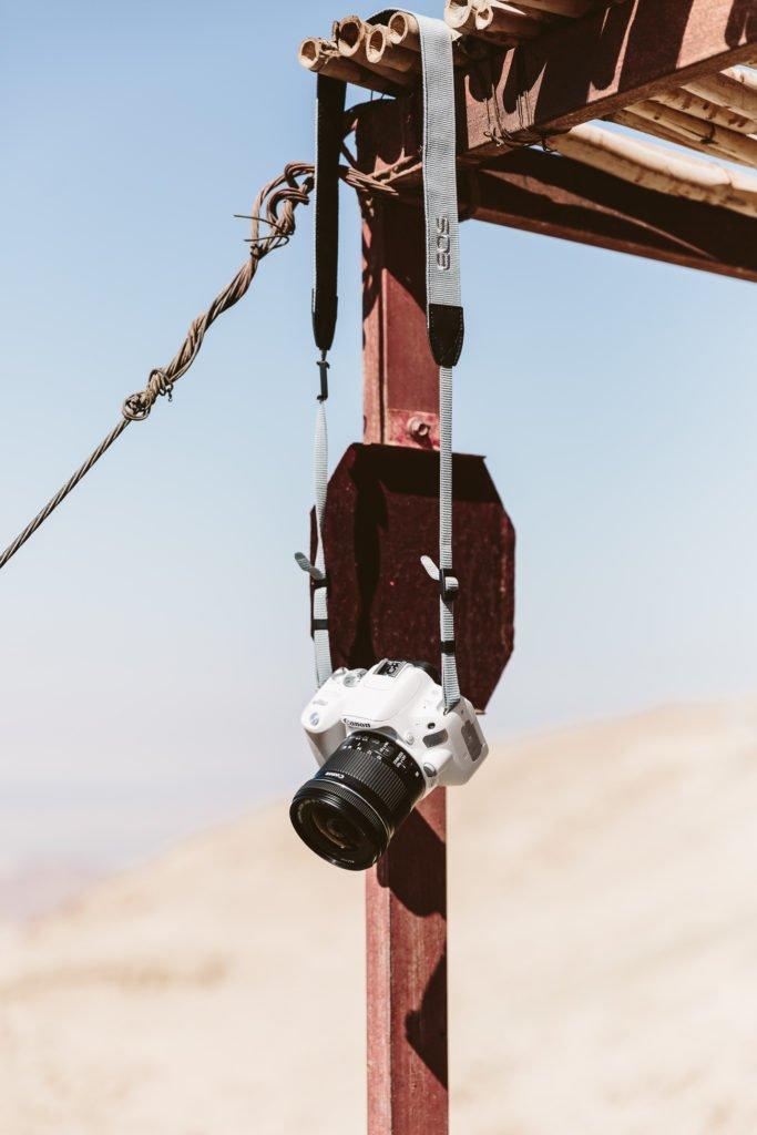 Canon 200D white