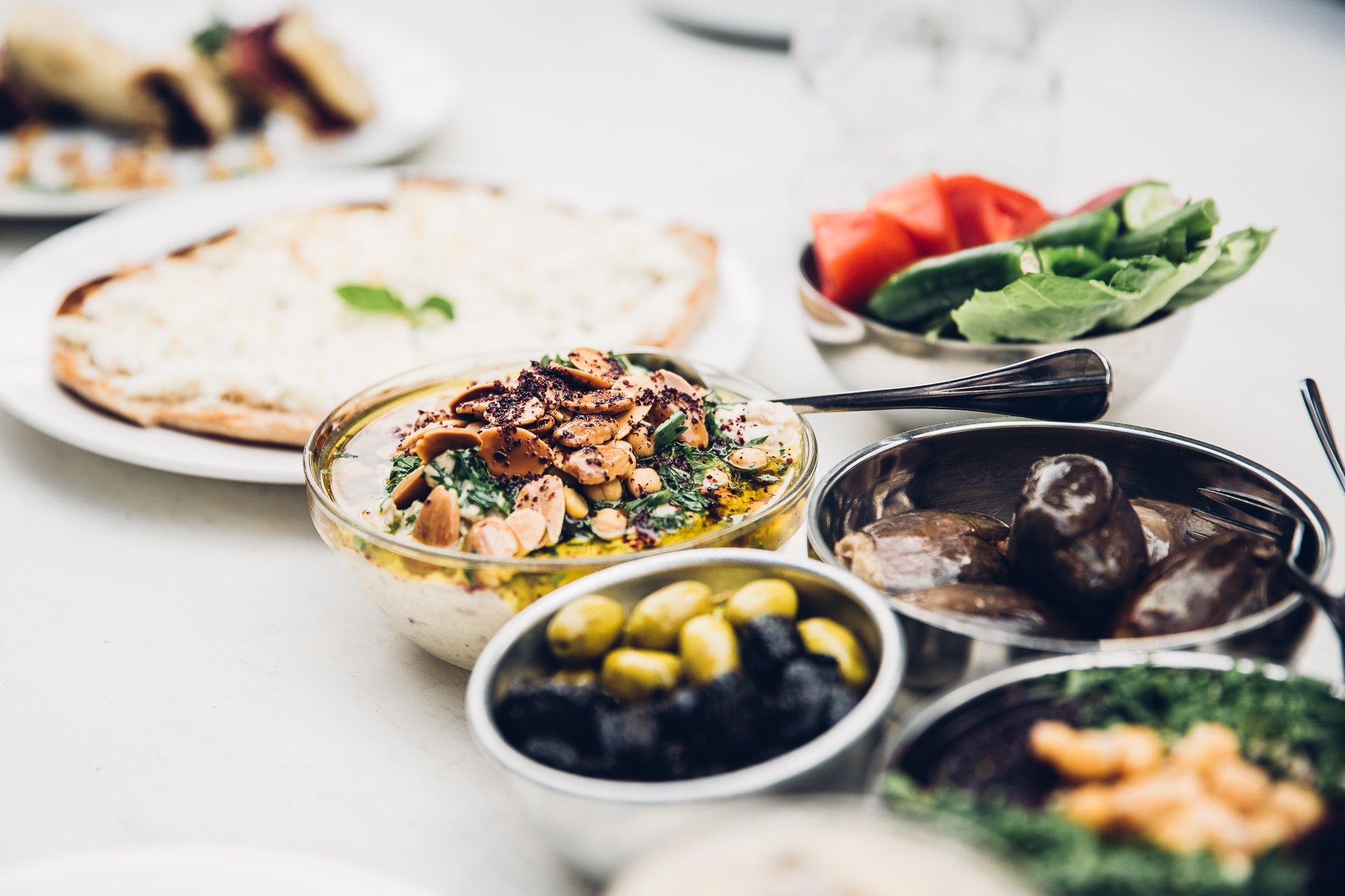 Shams El Balad Amman Breakfast during 24 hours in Amman