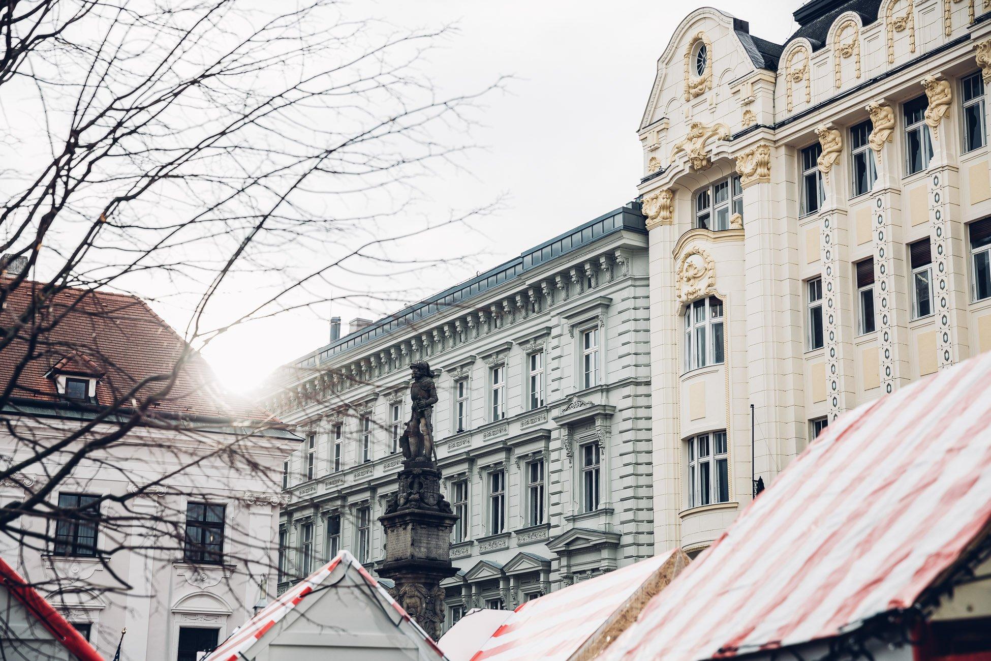 Bratislava Main Square Hlavné námestie