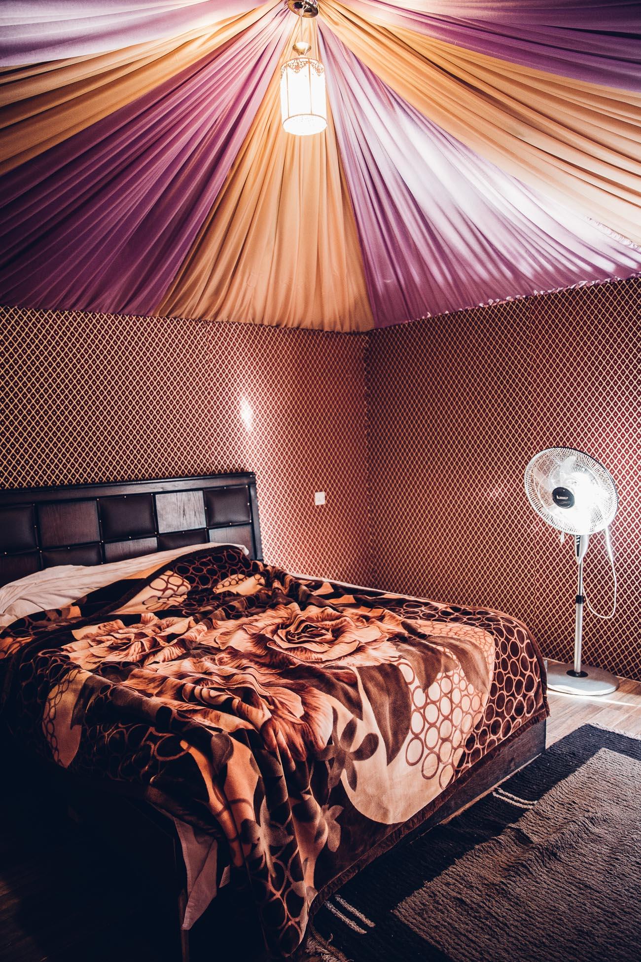 Hasan Zawaideh Camp Wadi Rum Jordan