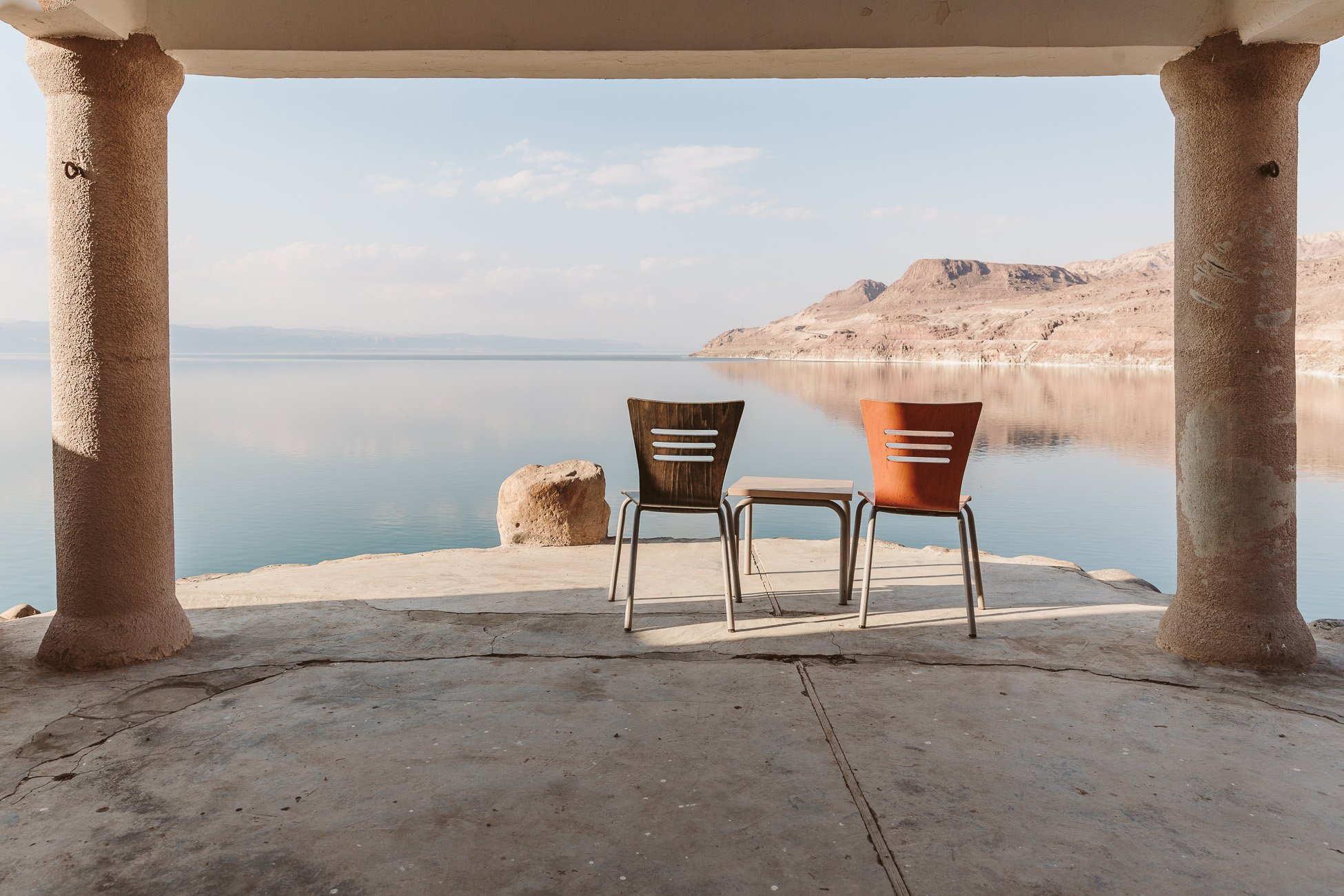 Mujib Chalets Jordan Dead Sea