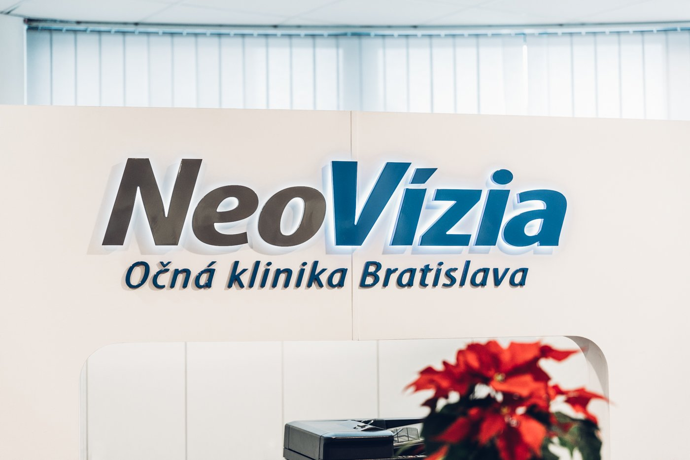 Neovizia eye Clinic Bratislava