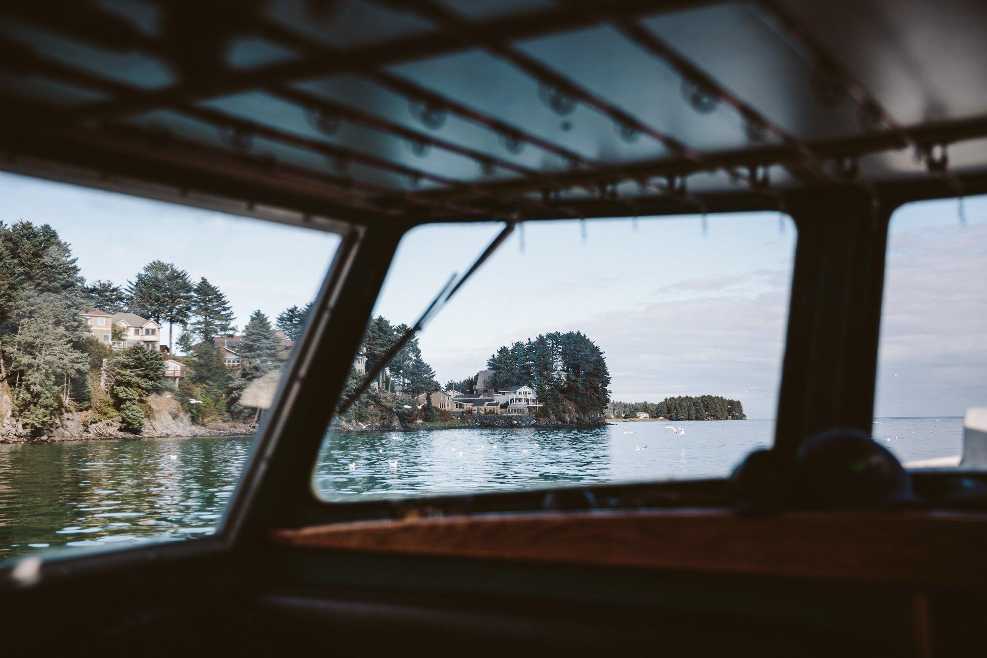 Fish n' chips charters Kodiak Island Alaska