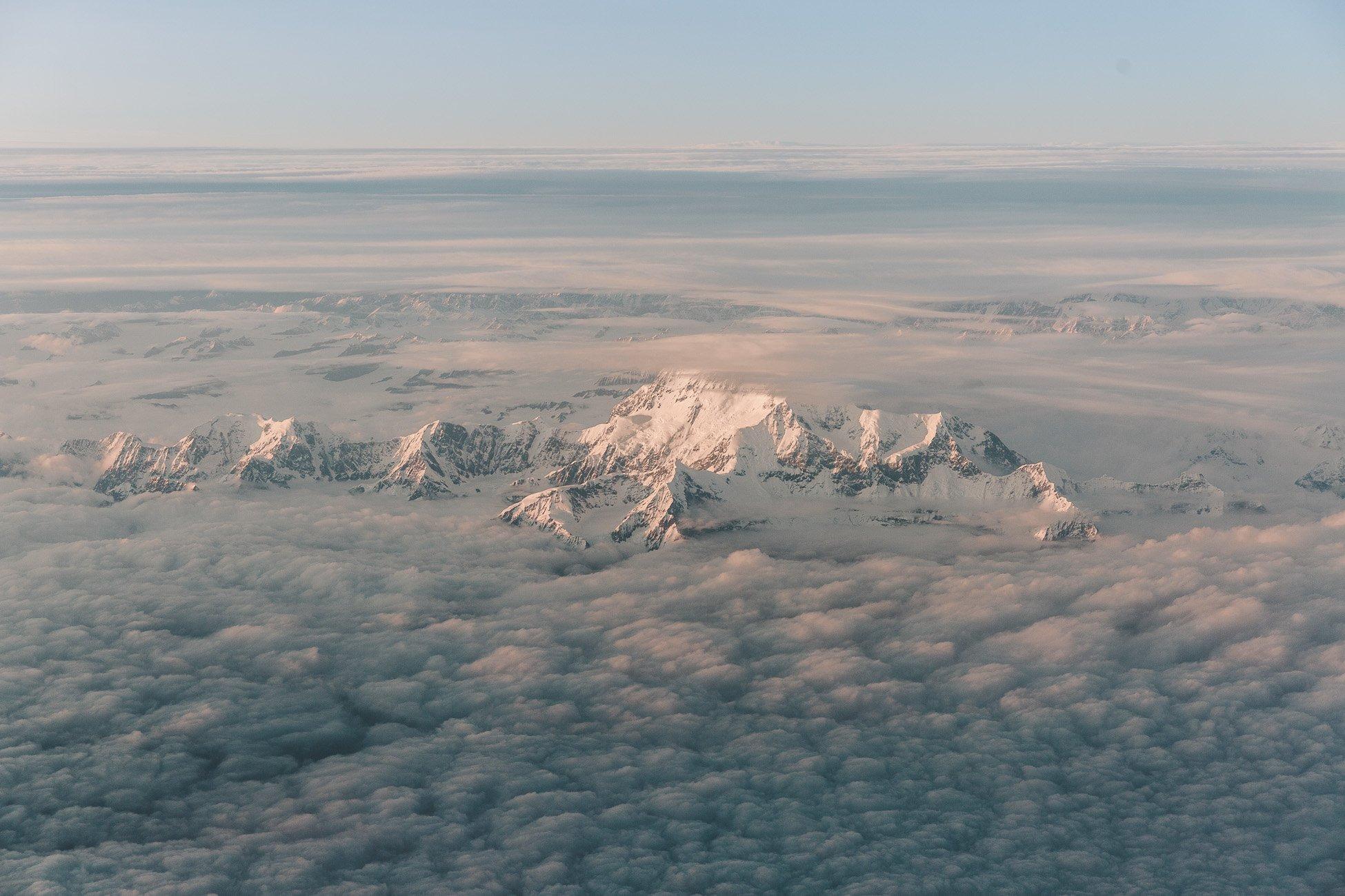 Approaching Alaska