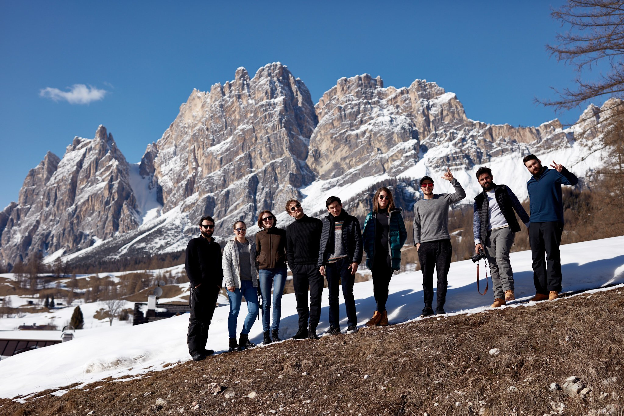 Best of the Alps Roadtrip Crew
