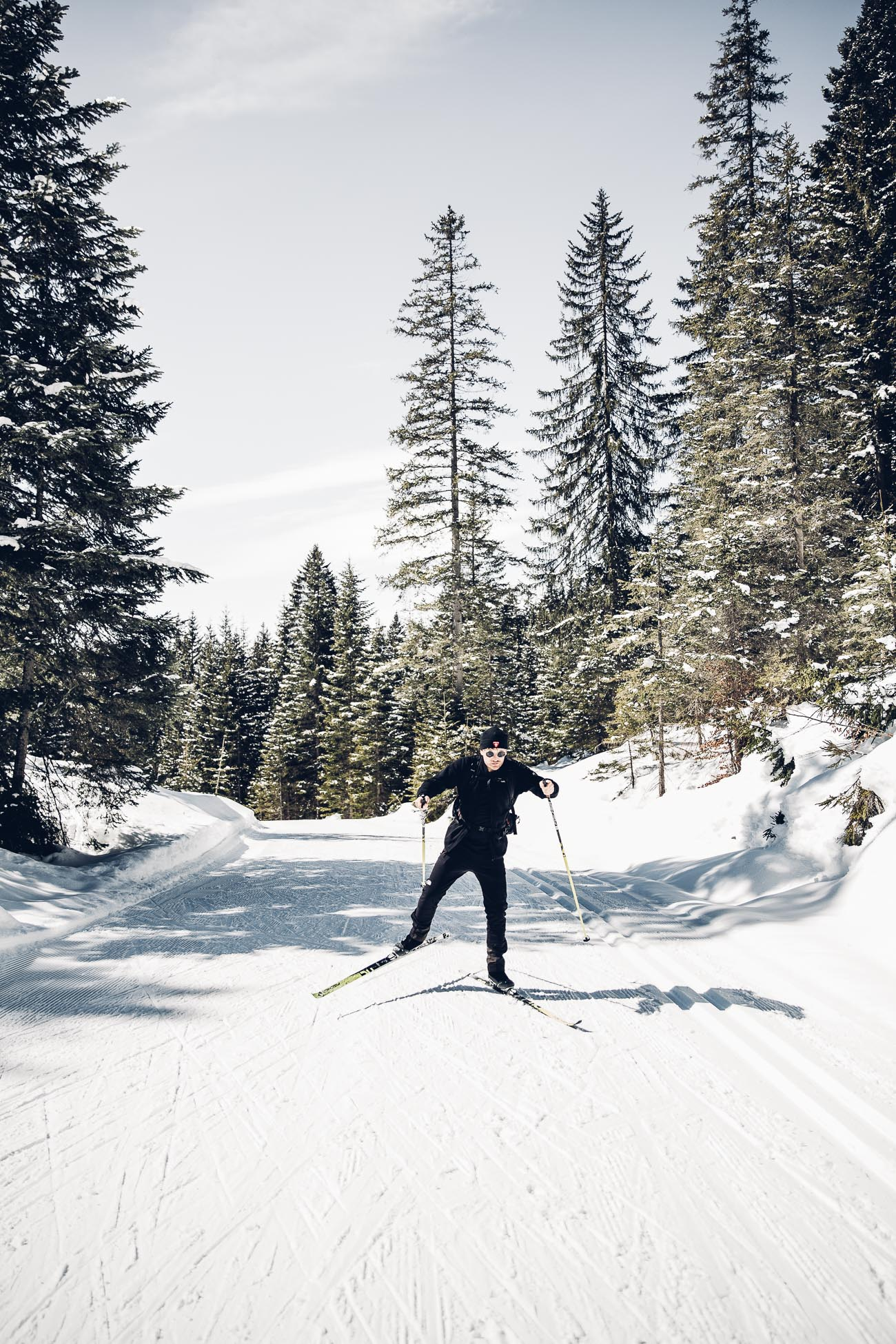 Seefeld in Tirol Cross Country Skiing