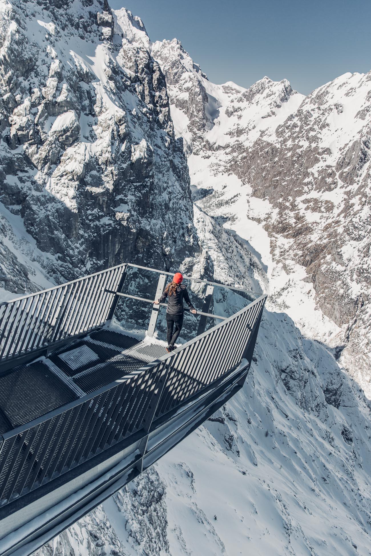 Alpspix at Zugspitze Garmisch-Partenkirchen