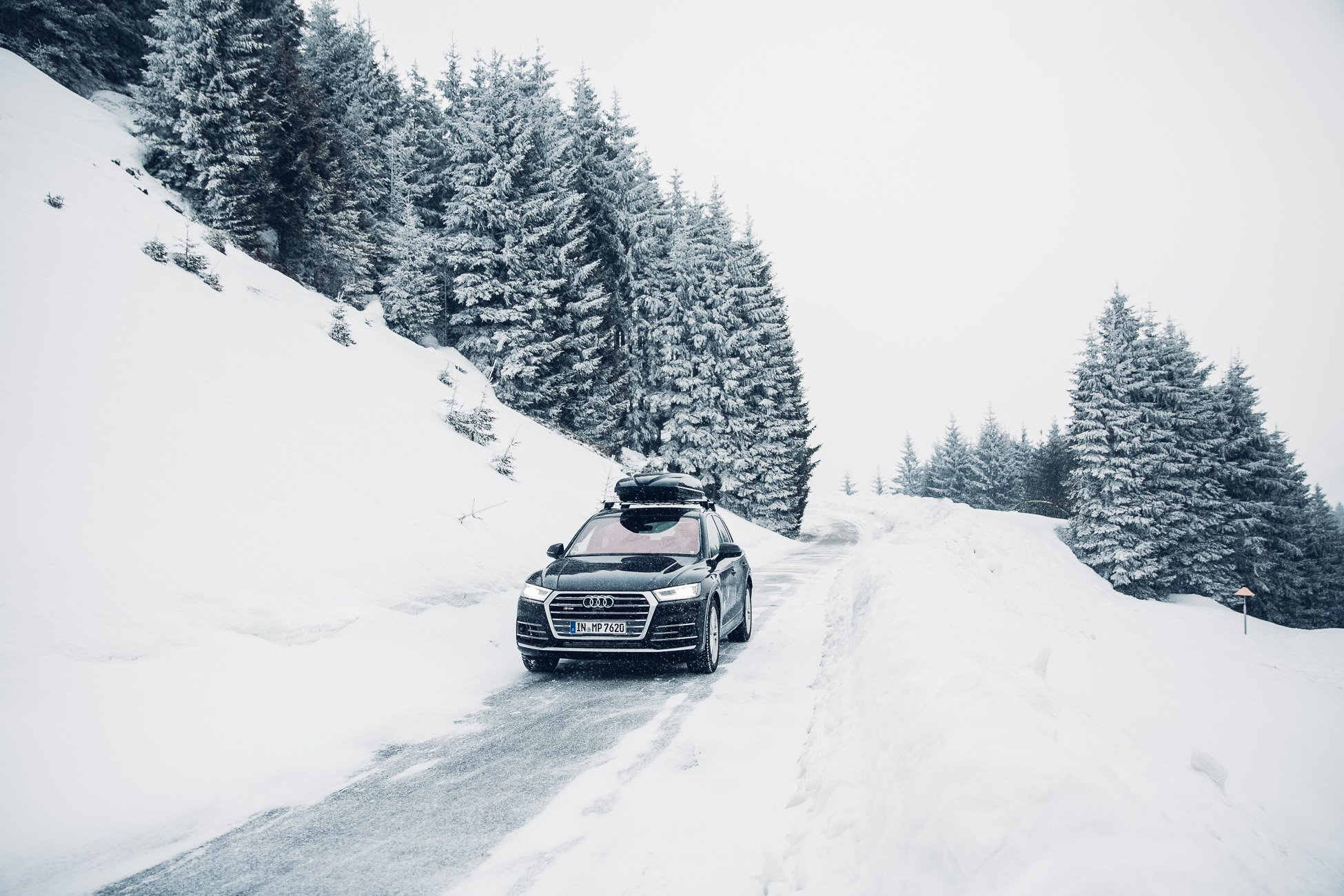 Best of the Alps Roadtrip powered by Audi