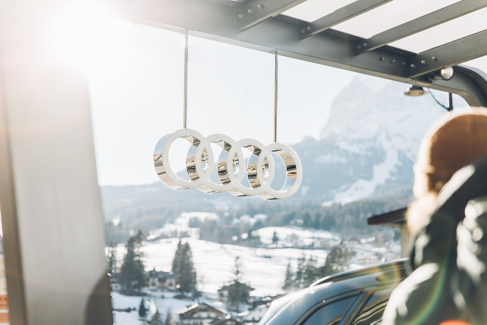 Audi Best of the Alps