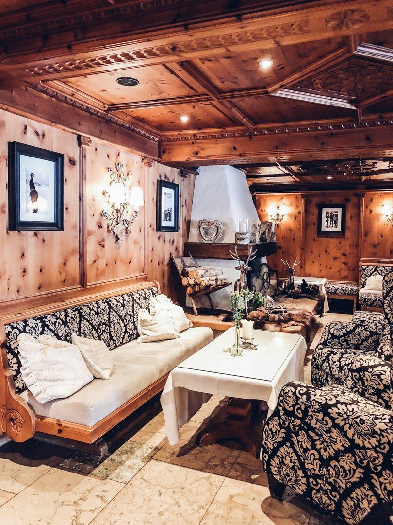Hotel Lärchenhof Seefeld in Tirol