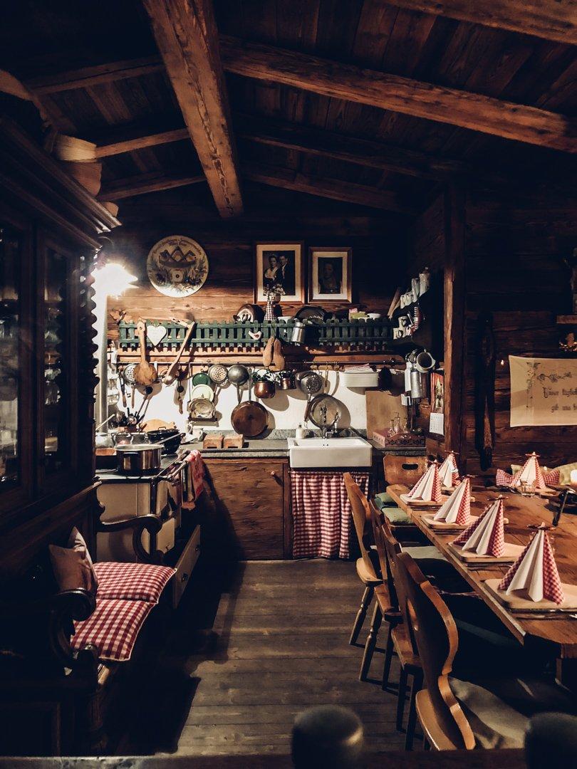Backhäusl Aurach Kitzbühel