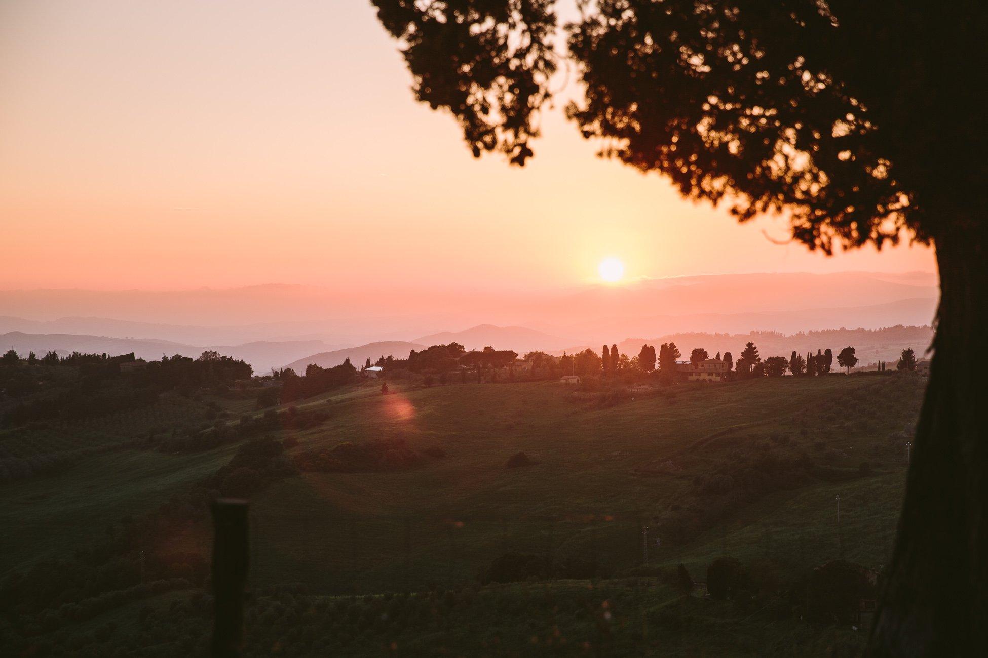 Pomarance Tuscany