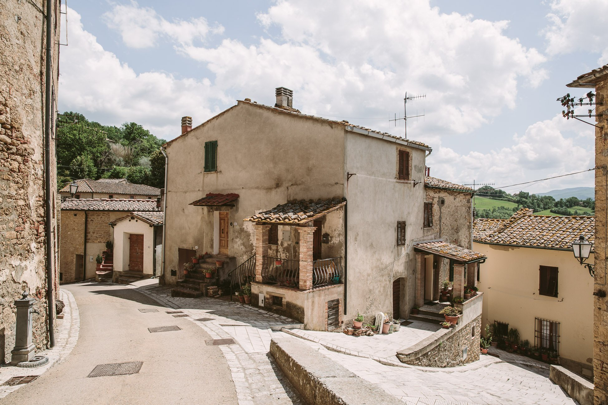 San Dalmazio Pomarance Tuscany