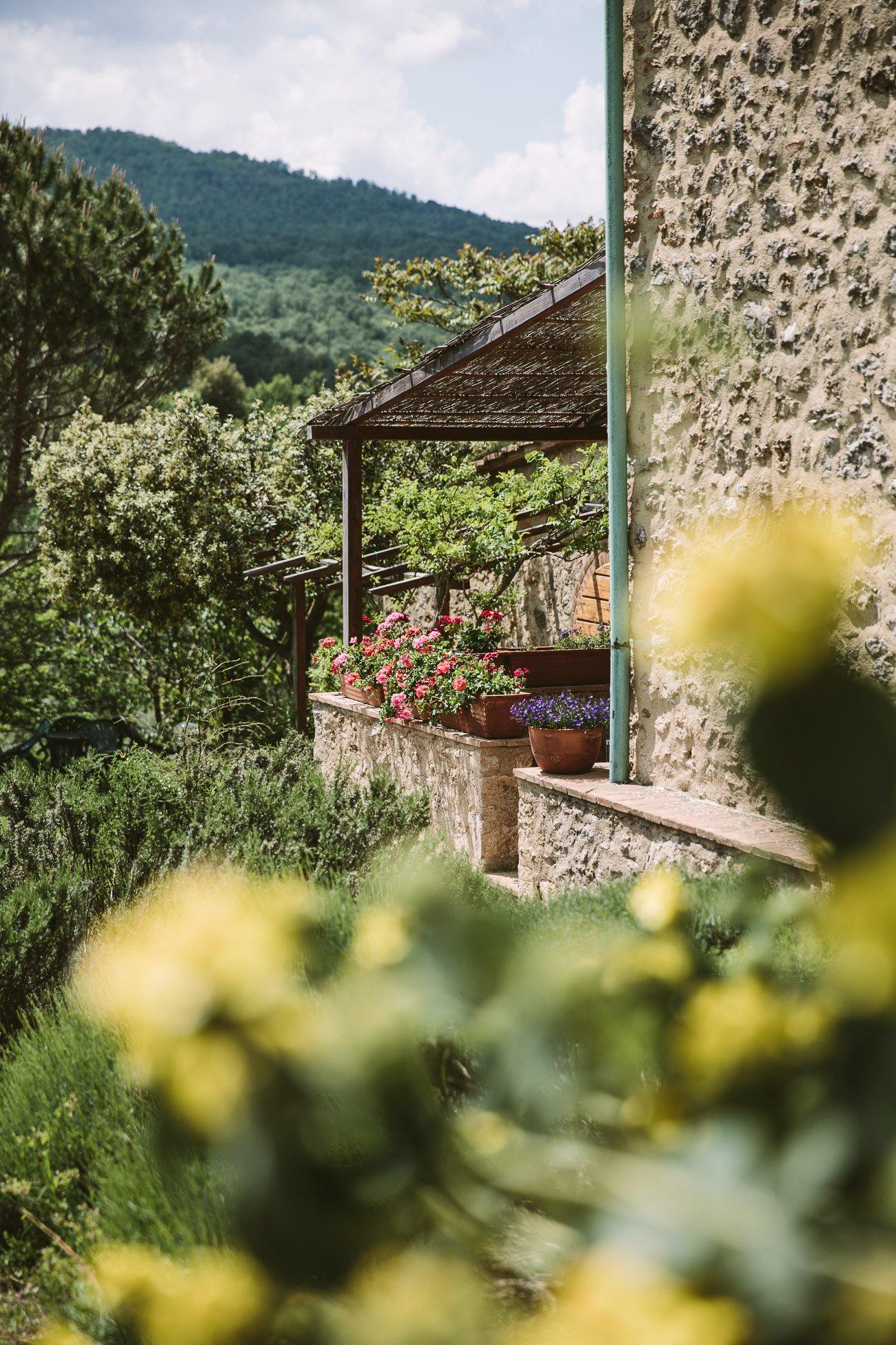 Apparita San Dalmazio Tuscany