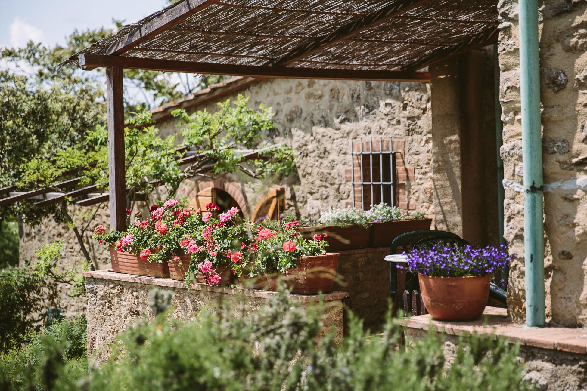 Apparita Agriturismo in Pomarance Tuscany