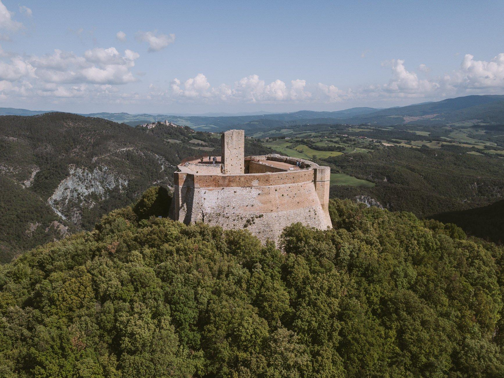 Rocca Sillana Tuscany