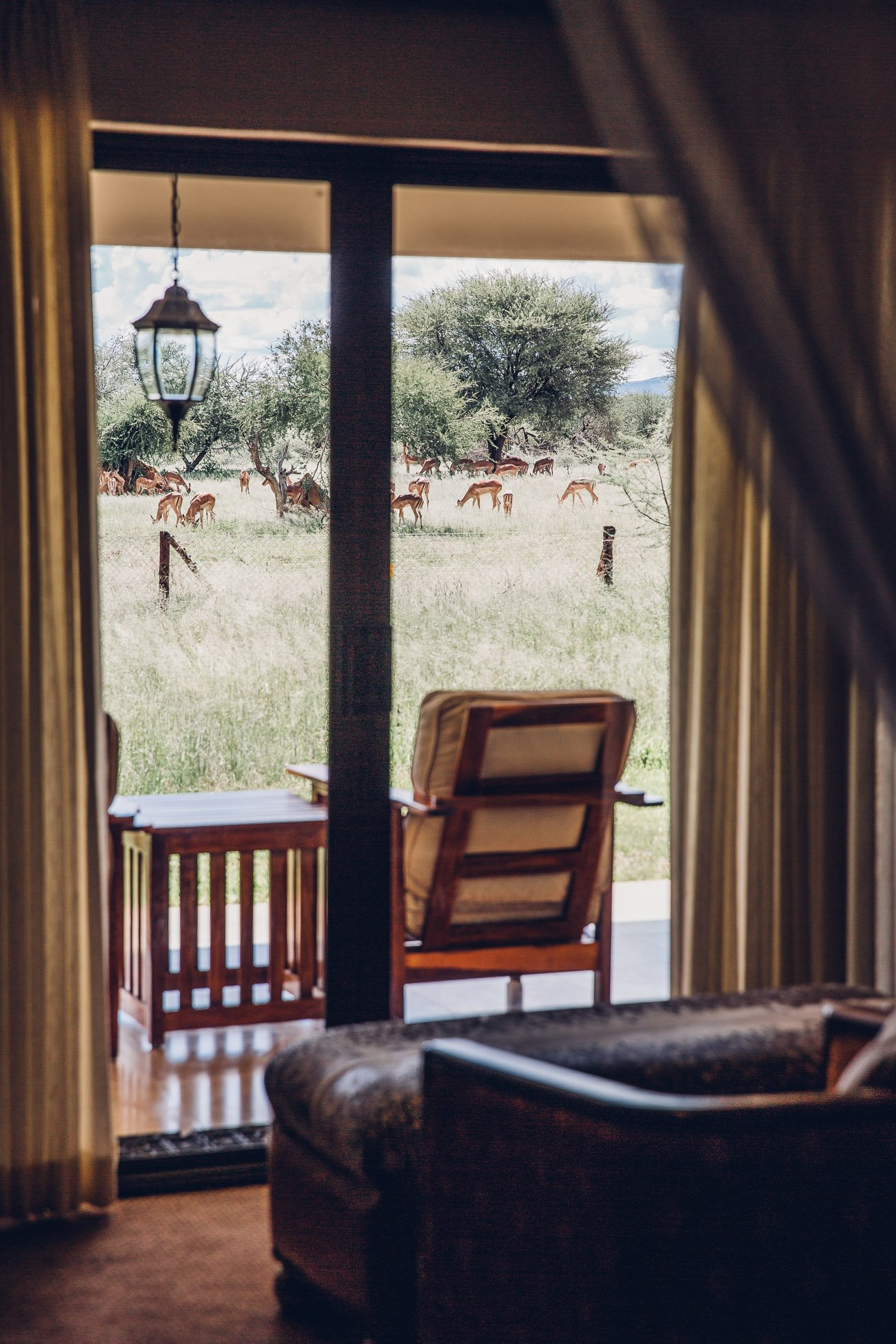 Luxury Room at Erindi Private Game Reserve