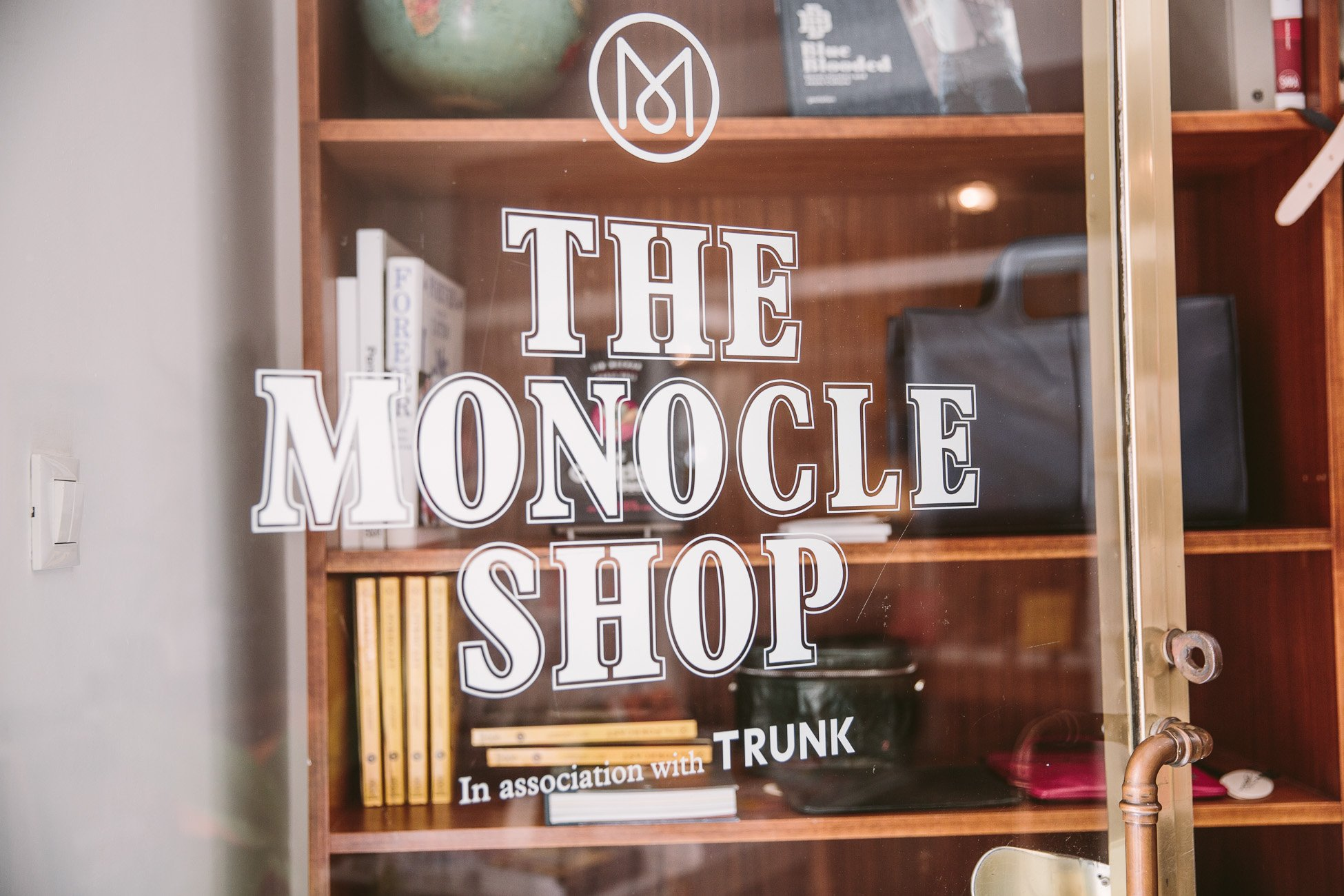 Monocle Shop in Meran