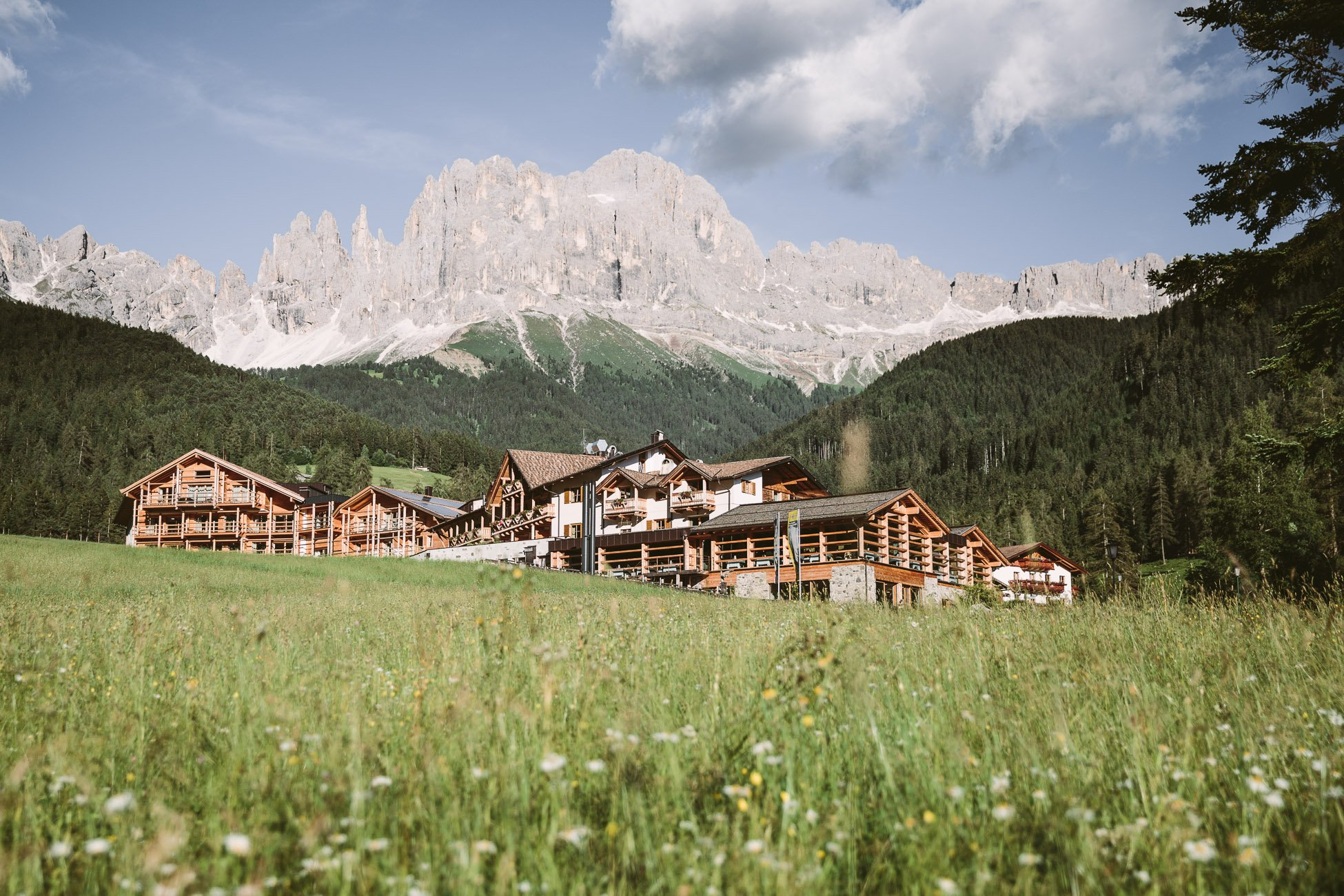 Hotel Cyprianerhof Dolomit Resort