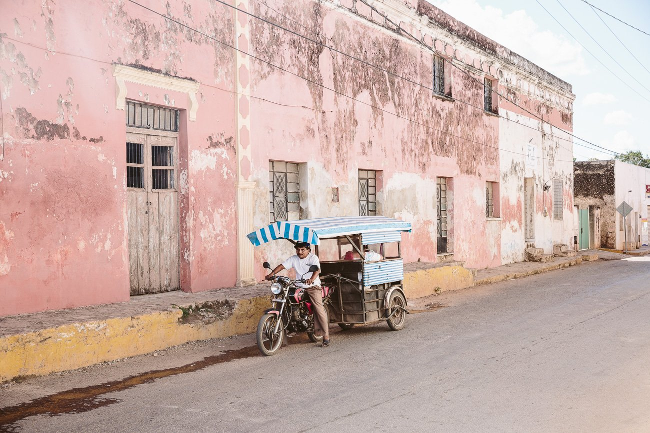 Yucatan Roadtrip