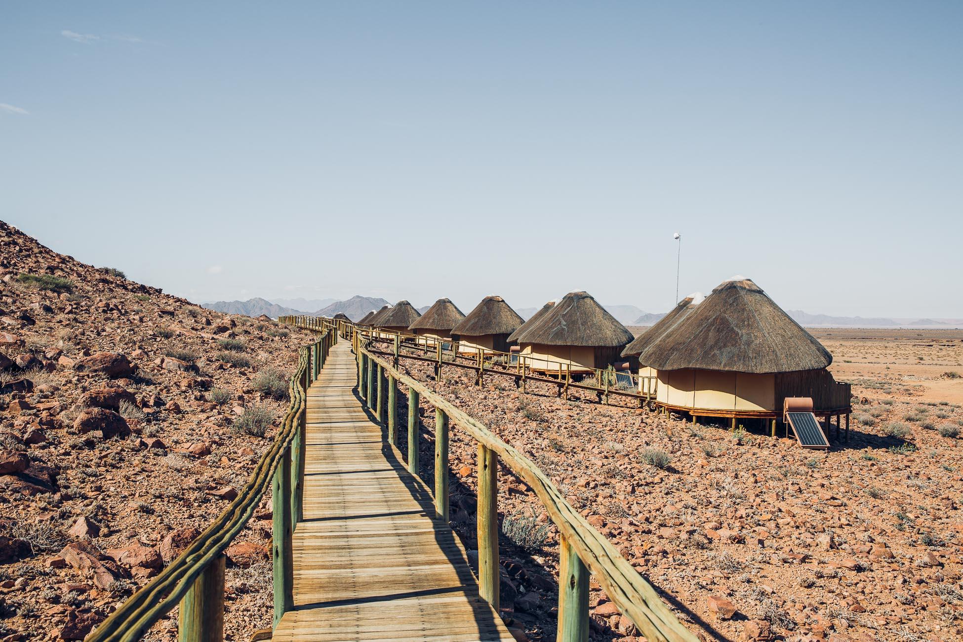 Sossus Dune Lodge Namibia
