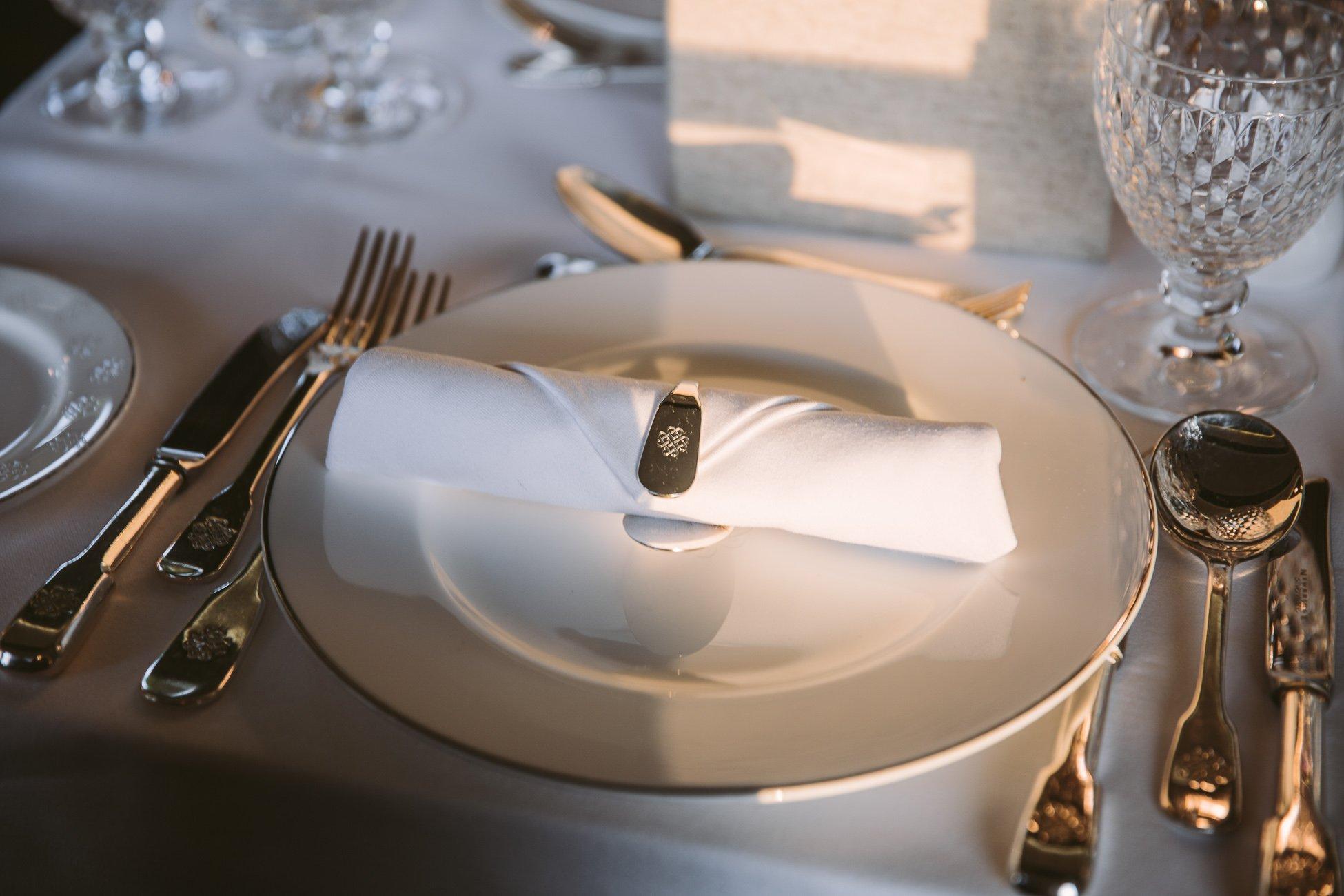 Dinner at the Grand Hibernian