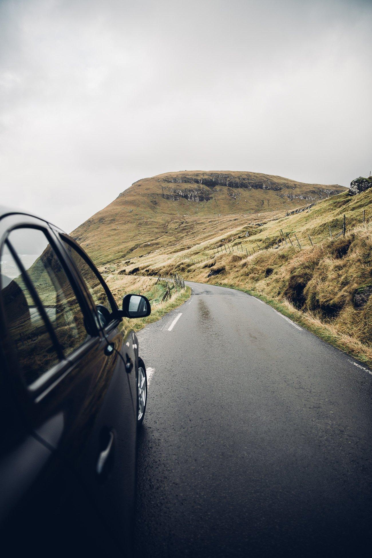 Faroe Islands by car