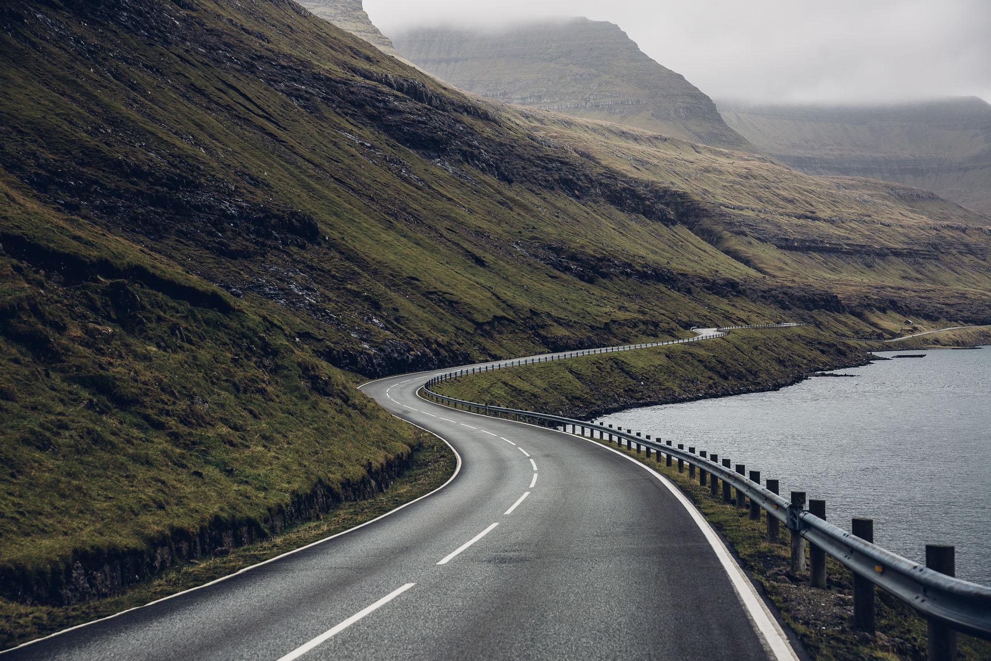 Faroe Islands street