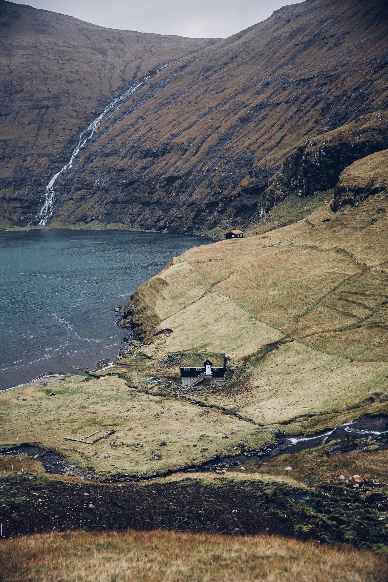 Saksun Faroe Islands