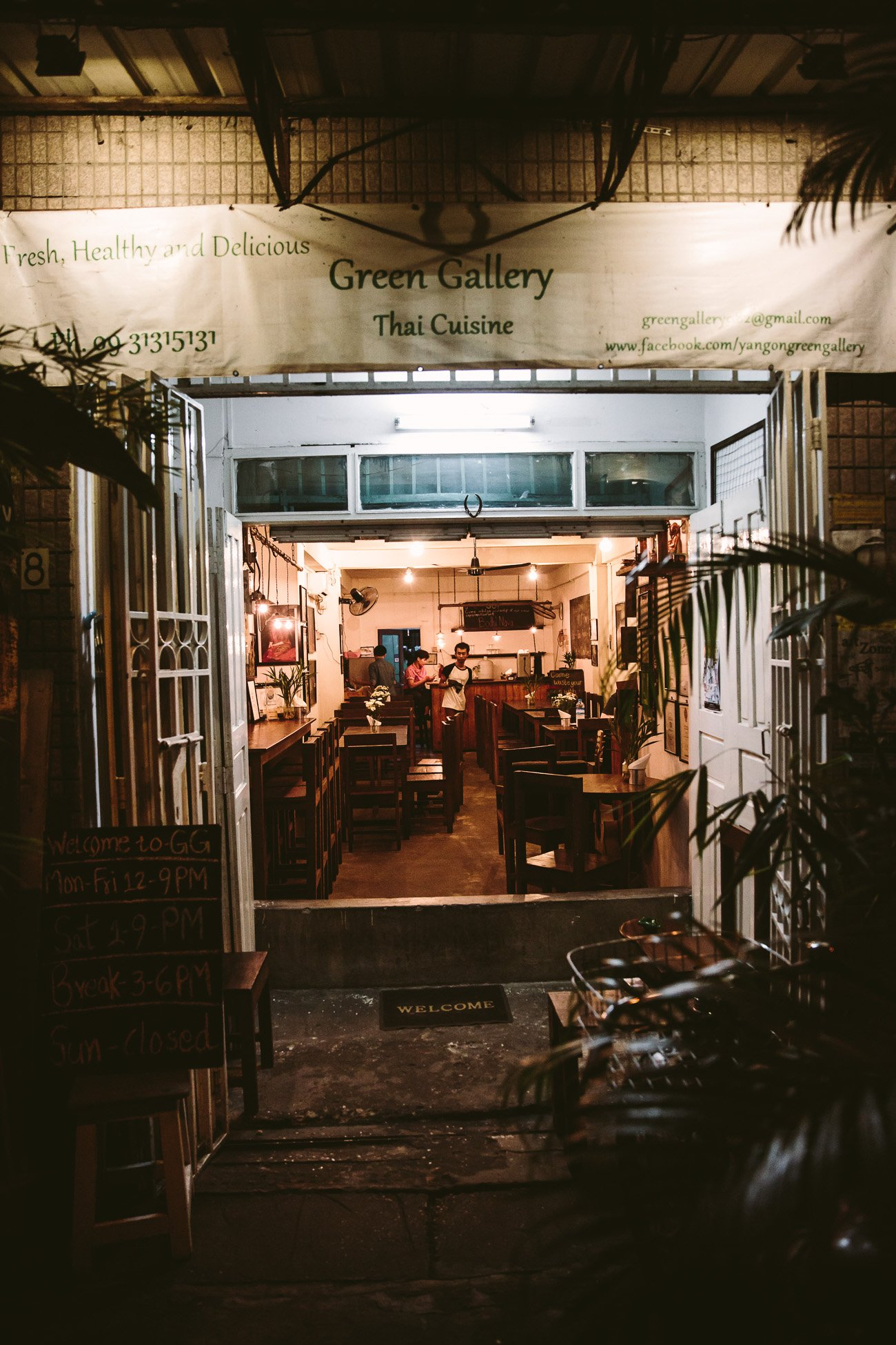 Green Gallery Yangon